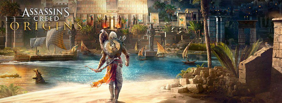 Assassin's Creed Origins - poradnik do gry