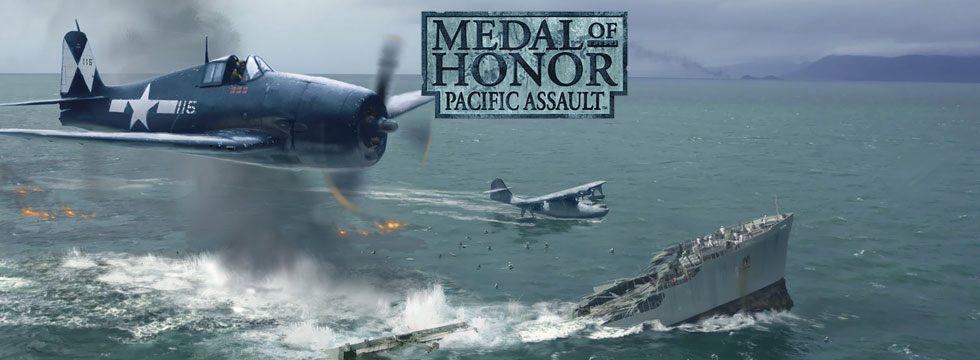 Medal of Honor: Wojna na Pacyfiku - poradnik do gry