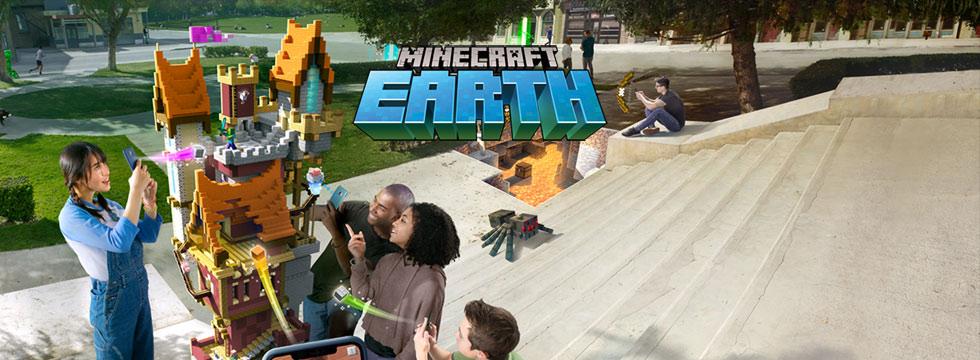 Minecraft Earth - poradnik do gry