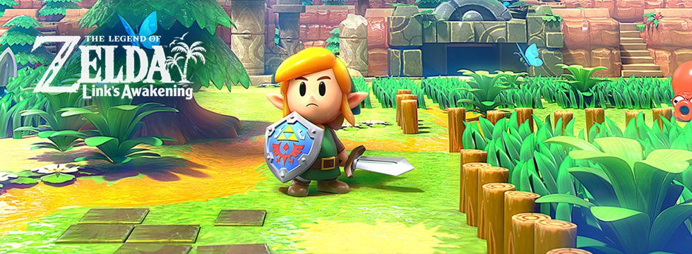 The Legend of Zelda Link's Awakening - poradnik do gry