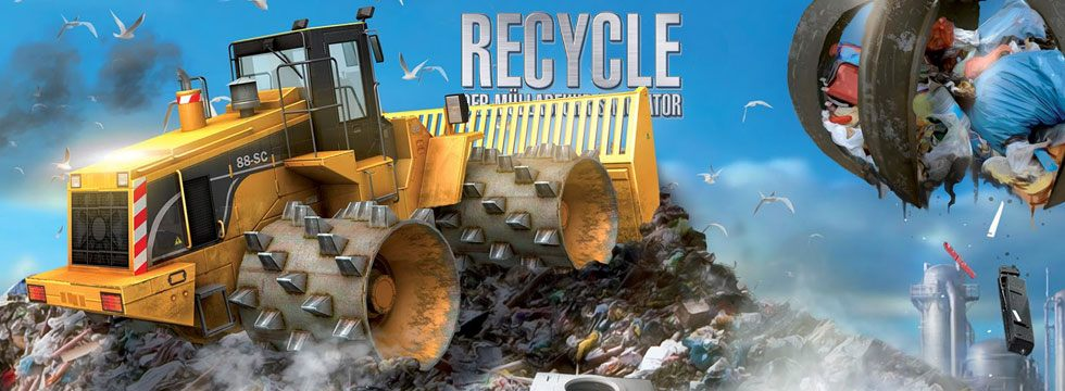 RECYCLE: Der M�llabfuhr-Simulator