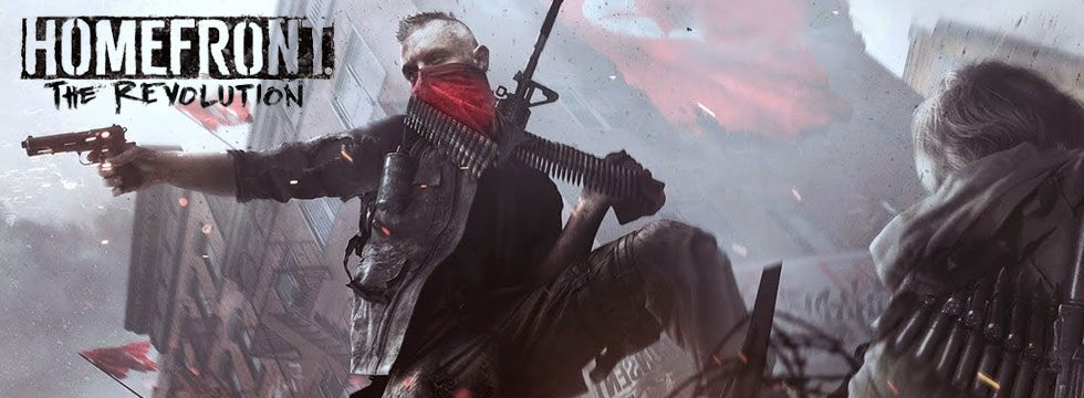 Homefront The Revolution UK release date, gameplay, screenshots & more ...
