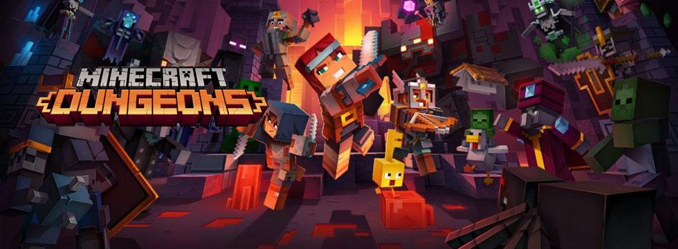 Minecraft Dungeons - poradnik do gry