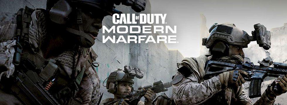 Call of Duty Modern Warfare - poradnik do gry