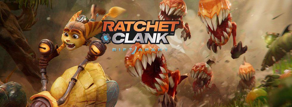 Ratchet & Clank Rift Apart - poradnik do gry