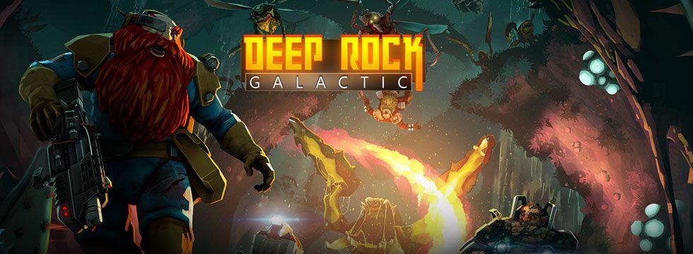 Deep Rock Galactic - poradnik do gry