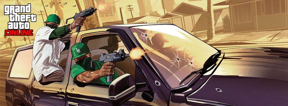 Grand Theft Auto Online - poradnik do gry