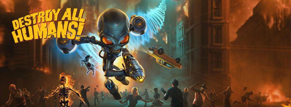 Destroy All Humans Remake - poradnik do gry