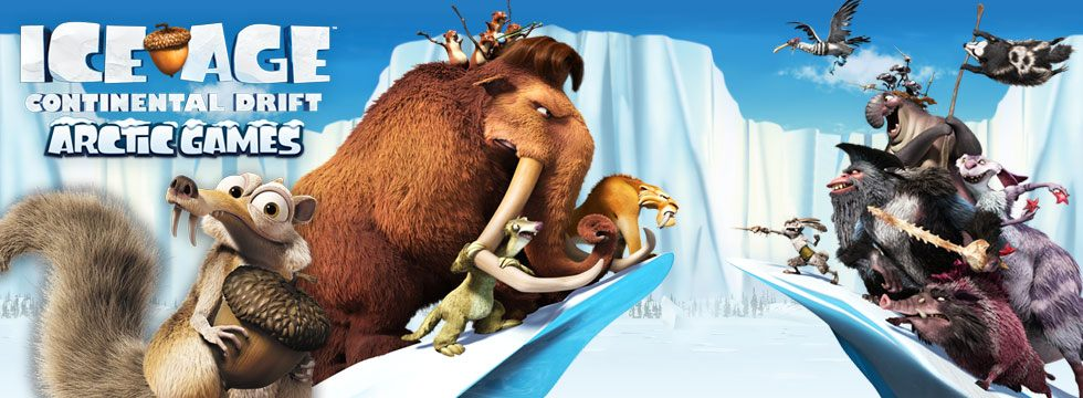 Ice Age: Continental Drift � Arctic Games
