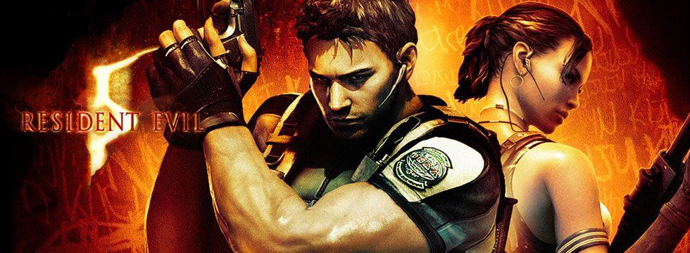 Resident Evil 5 - poradnik do gry