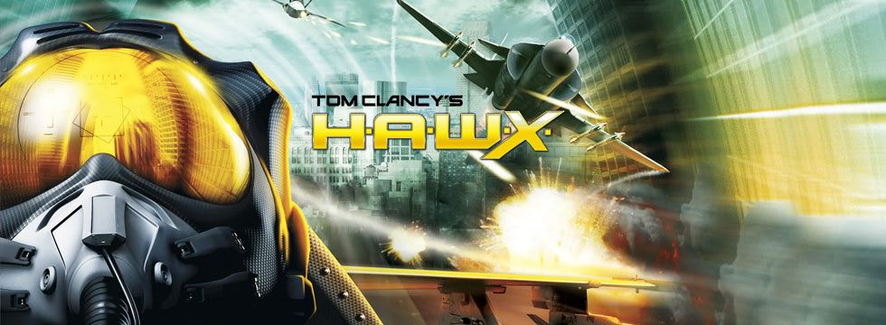 Tom Clancy's H.A.W.X. - poradnik do gry