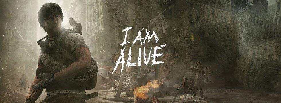 I Am Alive - poradnik do gry