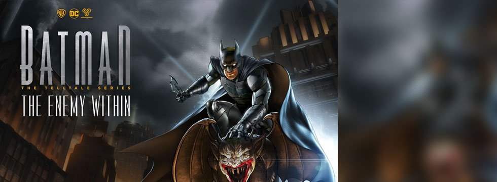 Batman: The Telltale Series - The Enemy Within - poradnik do gry