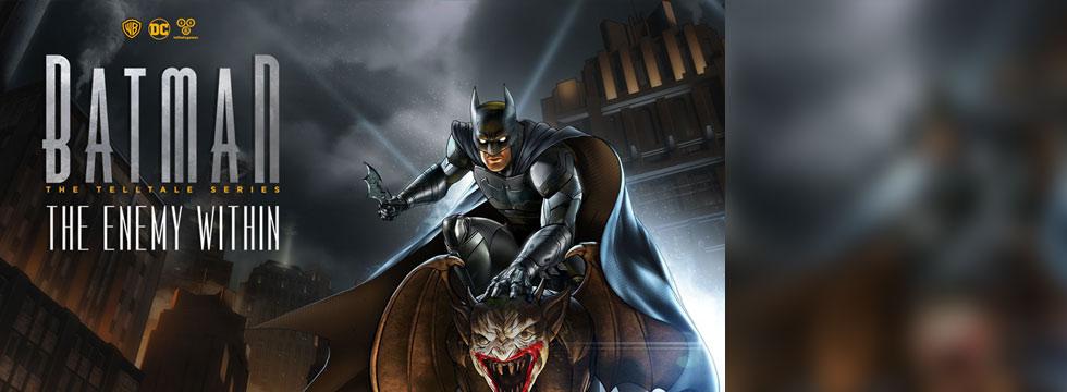 Batman: The Telltale Series - The Enemy Within - poradnik do gry