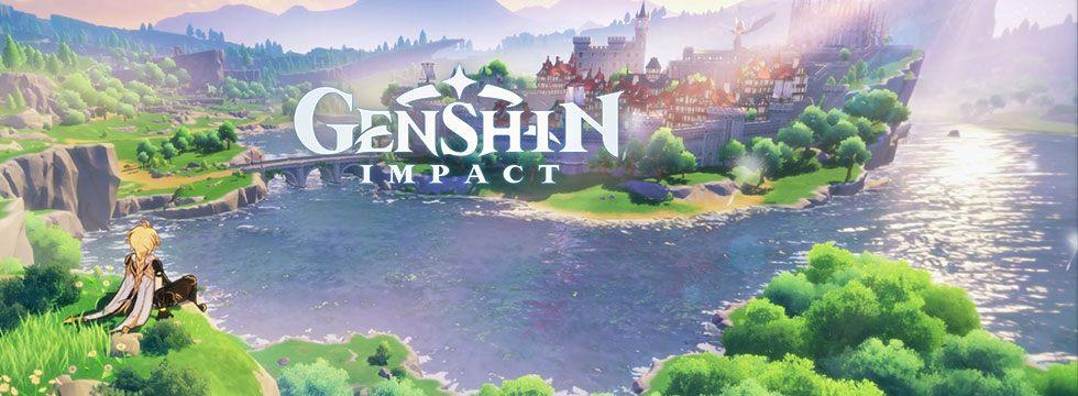 Genshin Impact - poradnik do gry