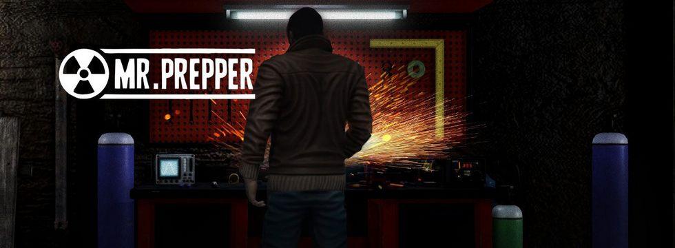 Mr Prepper - poradnik do gry