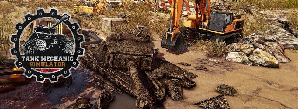 Tank Mechanic Simulator - poradnik do gry