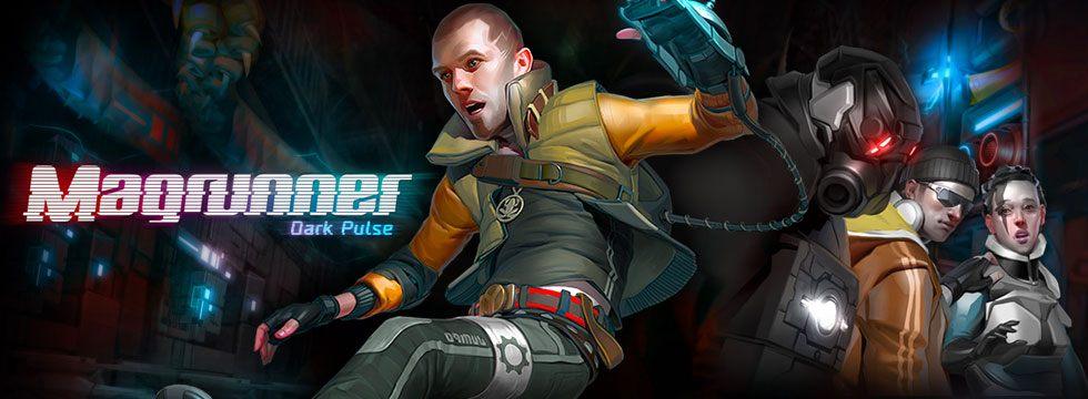 Magrunner: Dark Pulse - poradnik do gry