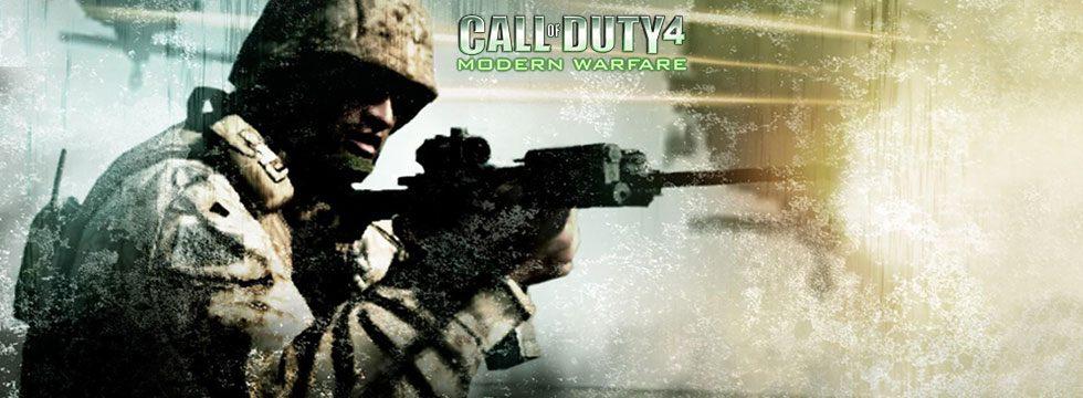 Call of Duty 4: Modern Warfare - poradnik do gry