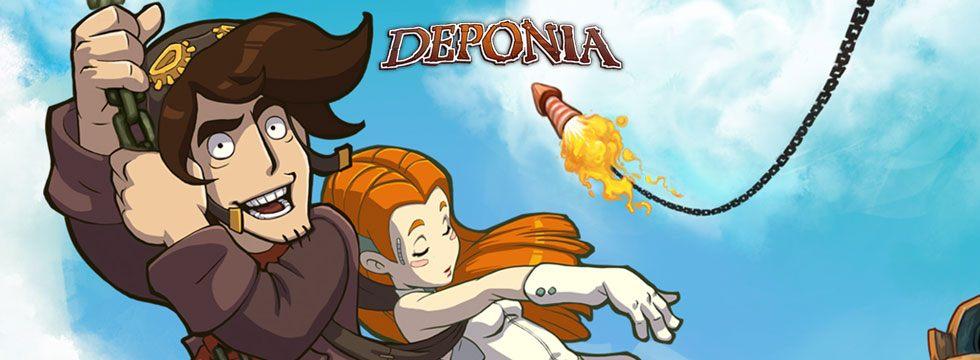 Deponia - poradnik do gry