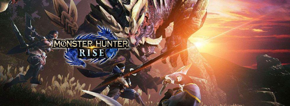 Monster Hunter Rise - poradnik do gry