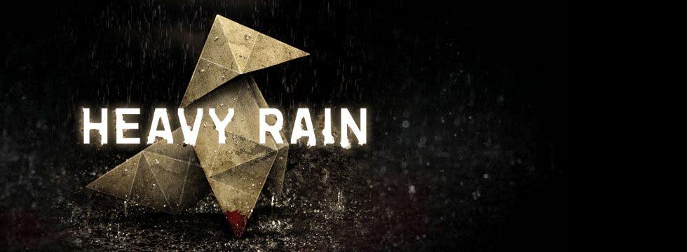 Heavy Rain - poradnik do gry