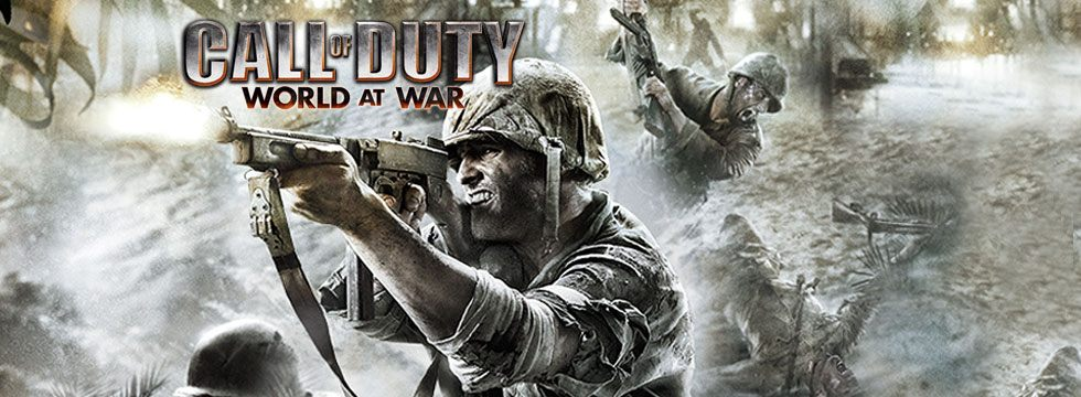 Which folder are custom maps installed to for Call of Duty - World at War?