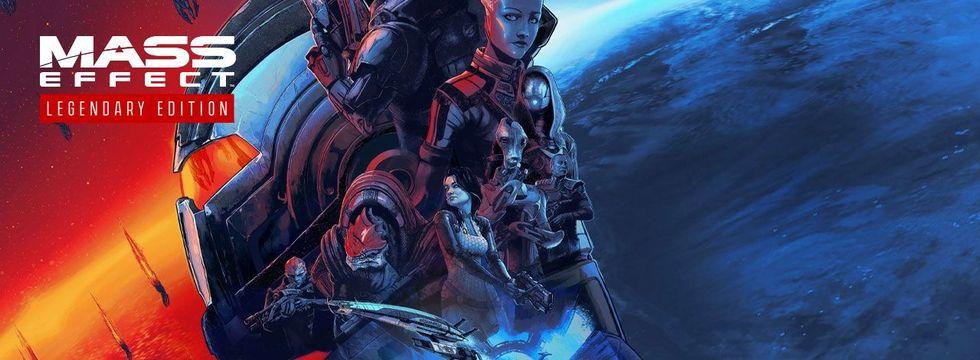 Mass Effect Legendary Edition - poradnik do gry