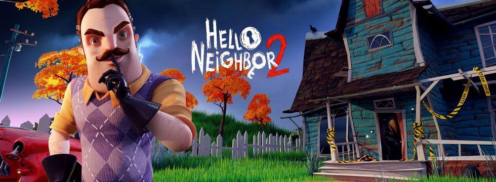 Hello Neighbor 2 - poradnik do gry