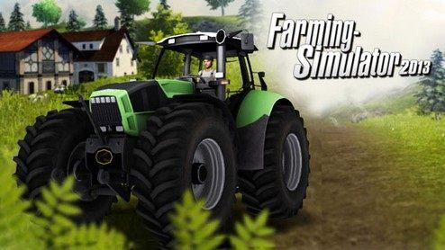 Farming Simulator 2013 - GAME DEMO ENG