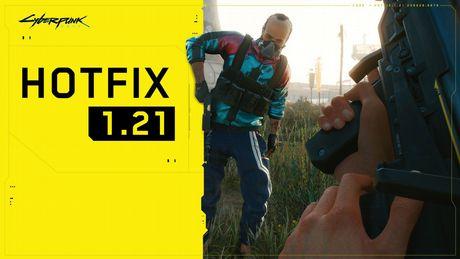Cyberpunk 2077 dostał aktualizację hotfix 1.21
