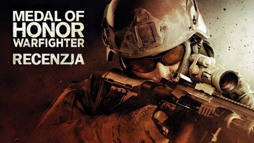 Recenzja gry Medal of Honor: Warfighter - GROM na froncie Call of Duty