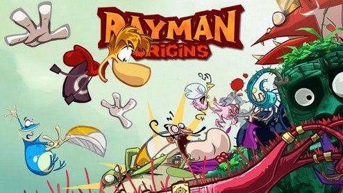 Rayman Origins - poradnik do gry