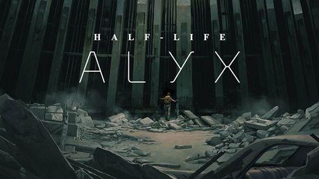 Pierwszy zwiastun i data premiery Half-Life: Alyx