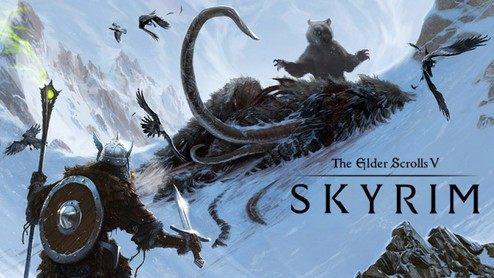 Bestiariusz Elder Scrolls - wybrane stwory ze Skyrim