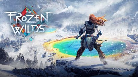 Recenzja gry Horizon Zero Dawn: The Frozen Wilds – miły ten mróz
