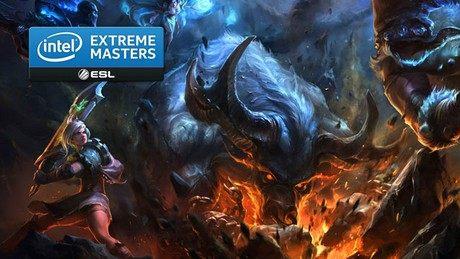 Intel Extreme Masters Katowice 2017 – turniej League of Legends w pigułce