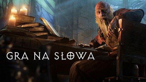 Gra na słowa - recenzja Diablo III: Zakon, Zborowski Jacka Komudy, Pan Lodowego Ogrodu Grzędowicza