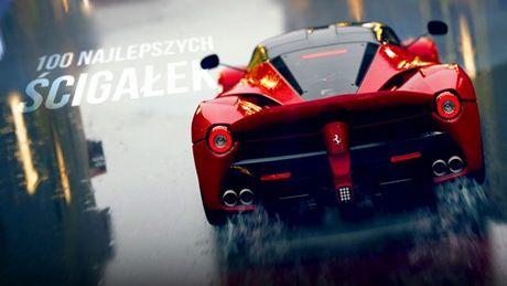 Gry samochodowe wszech czasów – TOP 100 gier wyścigowych i rajdowych