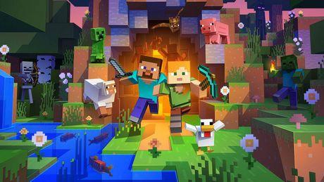 Minecraft w Xbox Game Pass, The Wild Update i inne