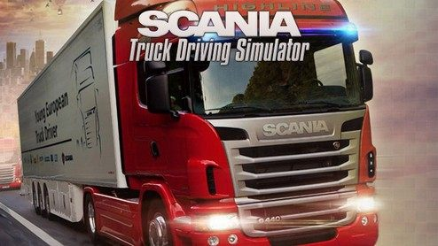 Scania Truck Driving Simulator - GAME DEMO ENG