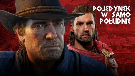 Assassin's Creed Odyssey vs Red Dead Redemption 2 – dwie szkoły robienia wielkich sandboksów