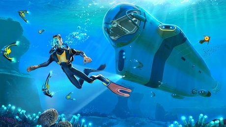 Play at Home - Subnautica, Enter the Gungeon i inne gry na PS4 za darmo