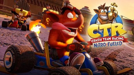 Crash Team Racing Nitro-Fueled - poradnik do gry