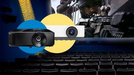 Kina się zamykają? Kup projektor do oglądania i grania
