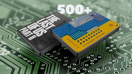 500 GB to za mało - przez te gry musimy kupić większy dysk