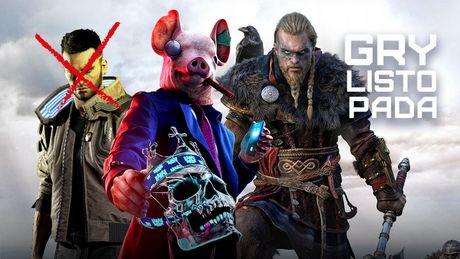 Premiery gier - w jakie nowe gry zagramy w listopadzie 2020