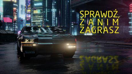 Cyberpunk 2077 – co przeczytać, co obejrzeć i w co zagrać przed premierą
