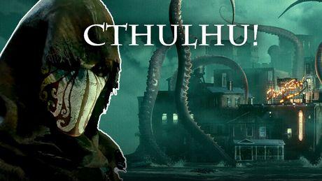 Cthulhu w .exe - 10 najlepszych gier inspirowanych mitologią Lovecrafta