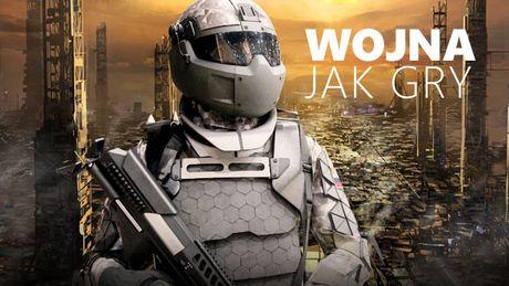 Żołnierz przyszłości rodem z gier – jak armie tworzą swojego Iron Mana